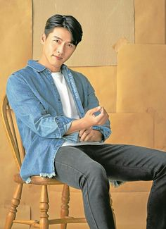 Raw Pictures, Hyun Bin, Fine Men, My Crush, Dimples, Asian Men, Hyde, Korean Actors, Kdrama