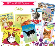 Best of Usborne Cat Books