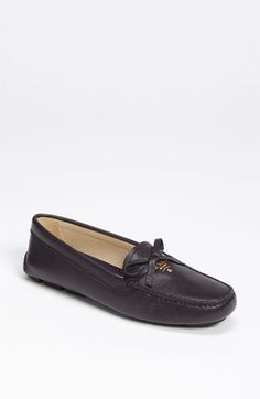 Prada Driving Moccasin available at #Nordstrom I have wanted a pair of  these for over