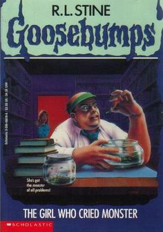 Definitely not a child molester. | The 25 Most Disturbing Goosebumps Book Covers