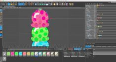 2 2SharesIn this tutorial by EJ Hassenfratz, walk you through the Cinema 4D Mesh Deformer and how you can use it to speed up your Soft Body Dynamic simulations by using a low poly cage to drive it! How to use a Soft Body Dynamics in C4D? Cinema 4D Tutorial – Speeding Up Soft Body Dynamics Using Mesh Deformer …