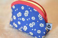 FUJI Täschchen - genäht von NORIKO handmade www.noriko-handmade.de #Japan #japanische #Stoffe