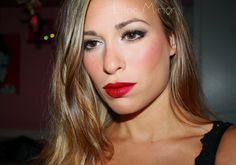 Maquillaje red lips