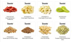 Panda Foods Ltd is a leading dried Goji berries (wolfberries) and other dried fruits, nuts & kernels manufacturer, supplier, exporter & wholesaler in China http://www.pandafoods.com/