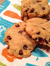 the preppy paleo: Nut-Free Paleo Coconut Chocolate Chip Cookies