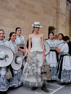 Dior Cruise 2019: Down Mexico Way
