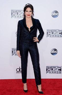 Karla Souza Selena Gomez, Kendall, American Music Awards 2015, Celebrity Crush, Celebrity Style, Style Icons, Style Me, People, Jumpsuit