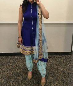 whatsapp punjabi suit - punjabi suits - suits- chooridar suit - Patiala Suit - patiala salwar suits Haute spot for Indian Outfits. We now ship world wide Indian Suits, Indian Attire, Indian Dresses, Indian Wear, Patiala Salwar, Anarkali, Punjabi Fashion, Indian Fashion, Punjabi Girls
