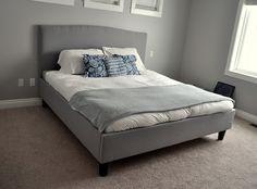 DIY bedframe tutorial
