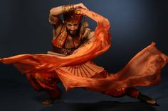 #BellyDancer and actor from Disney, in theatrical play Alladin. Costumes by Gregg Barnes