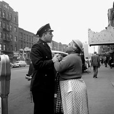 What was the story? 50s by Vivian Maier