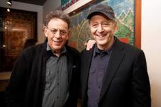Steve Reich and Philip Glass