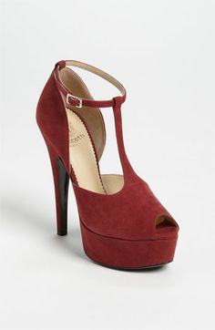 Taccetti Peep Toe Pump available at #Nordstrom. if only these bastards came in my size!