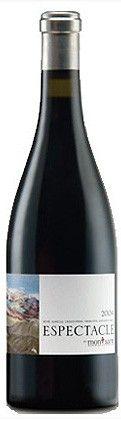 Espectacle 2012 vino tinto de Bodegas Espectacle Vins en Montsant con 99 puntos Robert Parker
