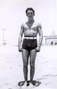 7d5c81fcec549 vintage bathing suits for men | Men's Summer Swimwear Stress « The Dabbler  Men's Vintage,