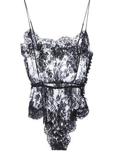 floral lace body