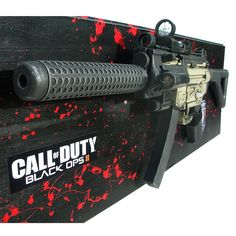 Call Of Duty Black Ops Real Life M5A7H Replica by PicadillySquare