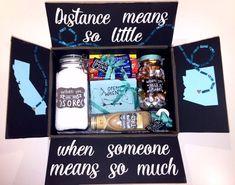 long distance relationship box More #LongDistance