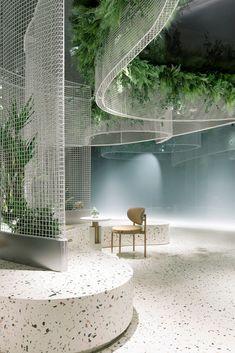 Gallery of Vista Coffee Shop / Karvone Design - 7