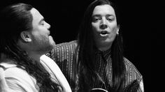"Jimmy Fallon & Jack Black Recreate ""More Than Words"" Music Video ~ I love it!  Jack is spot on!"