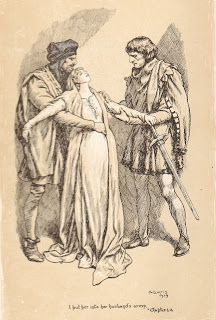 a look at lady macbeths actions parallel to the witches in macbeth Act i scene 5 summary at macbeth's home, the castle of inverness, lady macbeth reads a letter from her husband concerning his meeting with the witches.