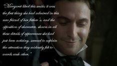 John Thornton - North & South directed by Brian Percival (TV, Mini-Series, BBC, Elizabeth Gaskell, Classic Literature, British Literature, North And South, Victorian Books, John Thornton, Bbc Drama, Look Back At Me, Richard Armitage
