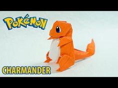 POKEMON - Origami Vaporeon tutorial (Henry Phạm) - YouTube