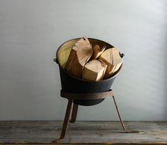 antique brass jam pot RESERVED