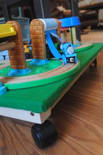 thomas the train toddler bed instructions