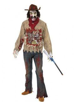 Best Zombie Halloween Costumes 2014