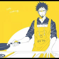 Let's cooking