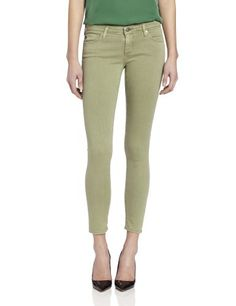 AG Adriano Goldschmied Women's Legging Ankle Super Skinny Jean, Sulfur Mint Green, 27 buy at http://www.amazon.com/dp/B00AF7H1TG/?tag=bh67-20