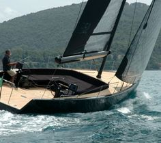 When you decide to take up boating as a hobby, it's important to get boating instruction from a competent professional who can teach you all about this great sport Sailboat Yacht, Sailing Catamaran, Yacht Boat, Yacht Club, Yacht Design, Boat Design, Small Yachts, Sea Dream, Classic Yachts