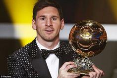 FIFA confirm three-man shortlist of Lionel Messi, Cristiano ...