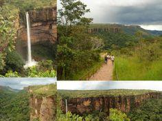 Lugares exoticos no Brasil