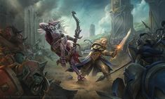 ArtStation - For Lordearon, Cole Eastburn