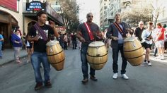 Candombe: Afro-Uruguayan Drums and the Roots of Tango