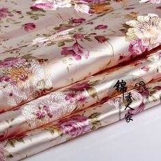 Cheap chinese dress fabric, Buy Quality fabric brocade directly from China silk fabric Suppliers: The Chinese Dress Fabric Ancient Costume Han High-Grade Fabrics Brocade Silk Fabrics Pink Peony Chinese Fabric, Indian Fabric, Brocade Fabric, Suede Fabric, Printed Silk Fabric, Jacquard Fabric, Curtain Material, Fabric Material, Curtain Fabric
