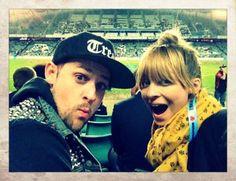 Joel Madden & Nicole Richie