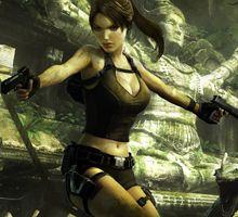 Tomb Raider Underworld 2008