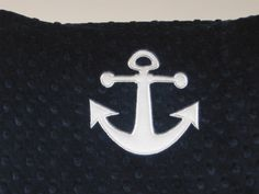 Changing Pad Cover, Diaper Pad Cover, Change Pad, Anchor, Nautical, Ocean, Minky, Color Choice, Custom, Can Personalize, Matching Baby Items