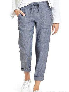 ninacloak.com Loose Pants Outfit, Casual Pants, Casual Outfits, Women's Casual, Womens Fashion Online, Latest Fashion For Women, Fashion Women, Women's Fashion, Skirt Pants