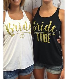 Bridesmate tanks