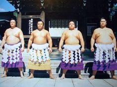 Asahifuji, Chiyonofuji, Hokutooumi, Onokuni