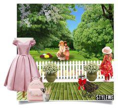 """StyleWe 1"" by erina-salkic ❤ liked on Polyvore featuring ESSEY, vintage and stylewe"