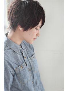 モッズ ヘア みなとみらい店(mod's hair) 【EGEE 2015 S/S】抜け感ショートスタイル