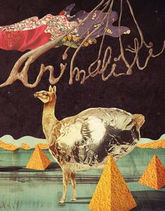 Untitled Places | Digital Collages by BECHA , via Behance