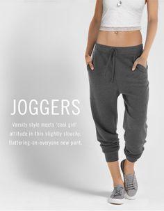 Womens Joggers | eu.Abercrombie.com