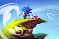free as the wind by Shira-hedgie.deviantart.com on @DeviantArt