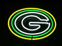 "NFL Green Bay Packers Football Beer Bar Neon Light Sign 17"" x 14"" Free Shipping Worldwide"